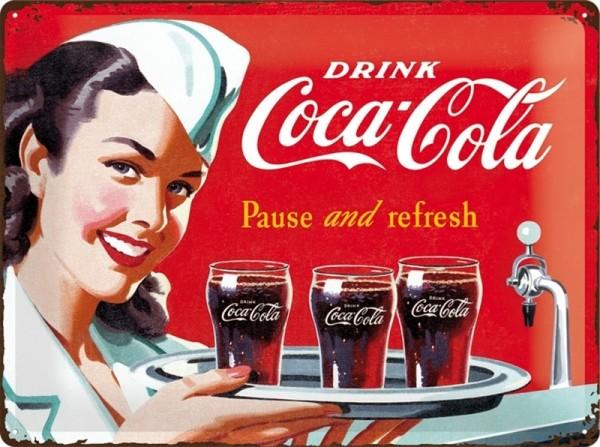 Coca Cola Bedienung