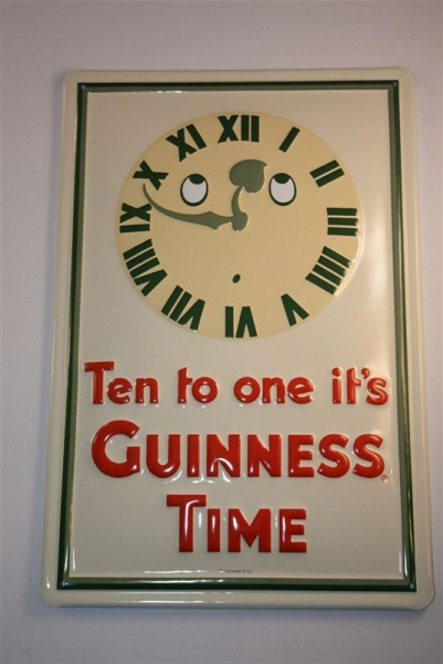 Guinness Ten to one