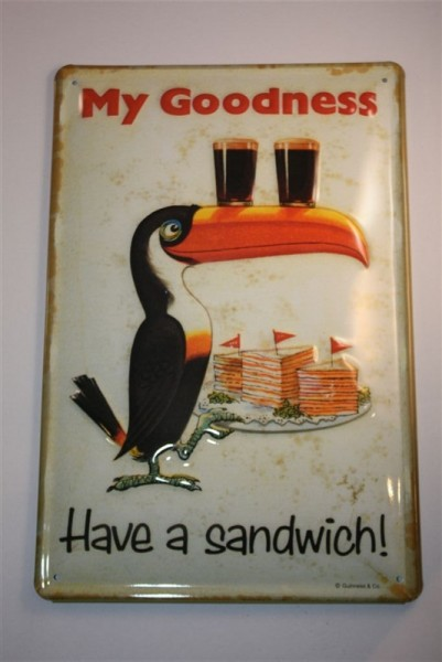 Guinness Have a Sandwich
