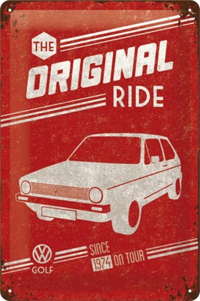 VW Golf Original Ride