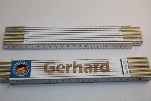 Zollstock Gerhard