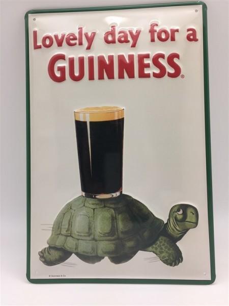Guienness Lovely Schildkröte