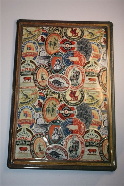Guinness Framed Labels 2