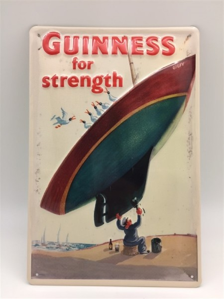 Guinness for strength Boot