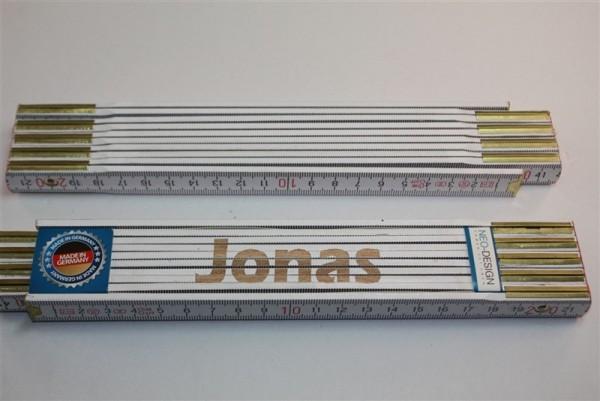 Zollstock Jonas