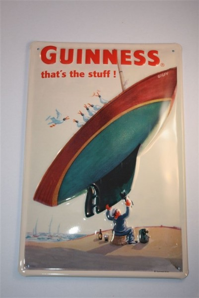 Guinness That`s the stuff Boot