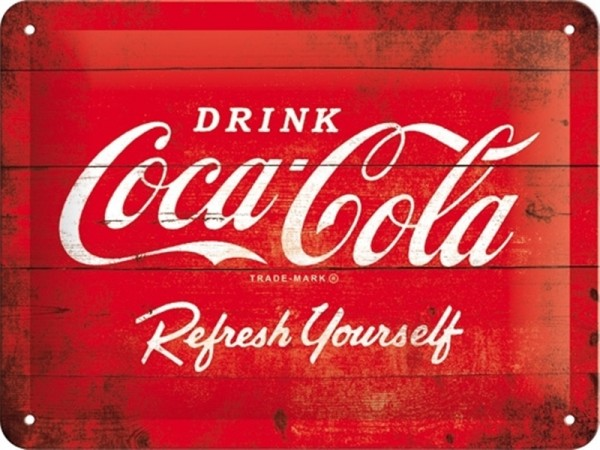 Coca Cola Refresh Yourself