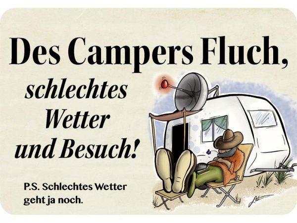 Kulthänger Des Campers Fluch