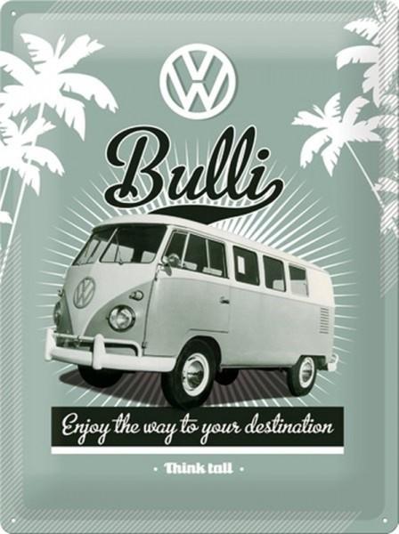 VW Bulli Think Tall