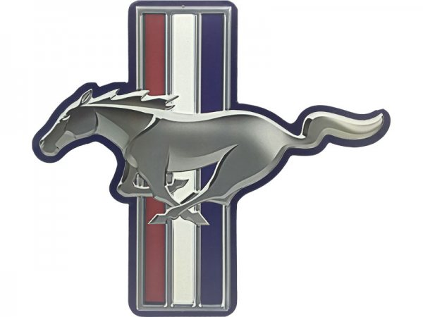 Ford Mustang Logo Ford7