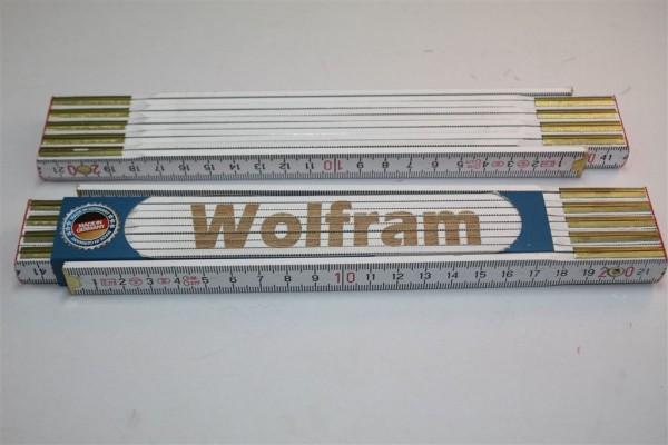 Zollstock Wolfram