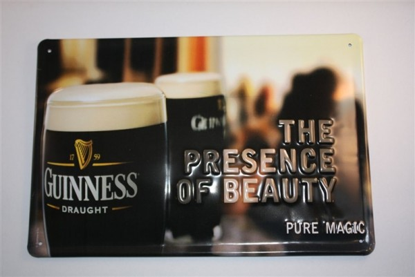 Guinness The Presence of Beauty