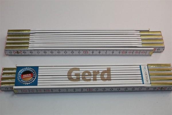 Zollstock Gerd