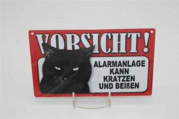 Katze Alarmanlage kann kratzen
