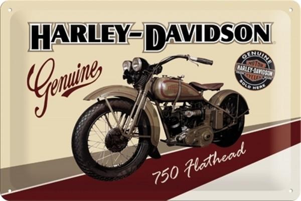 Harley Davidson Genuine Flathead