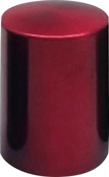 Push-Up Flaschenöffner Rot Metallic