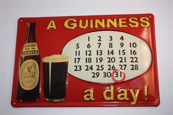 Guinness Kalender