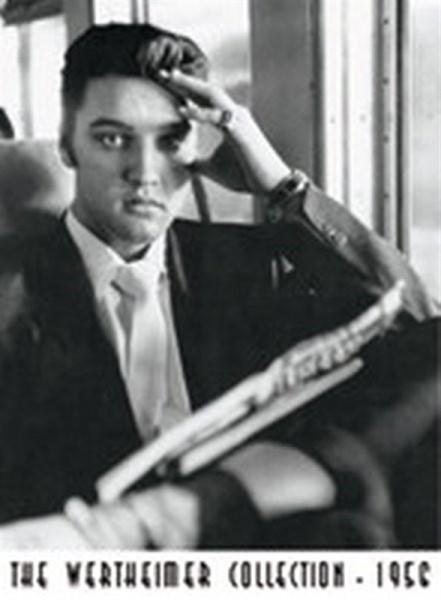 Elvis Wertheimer 1956