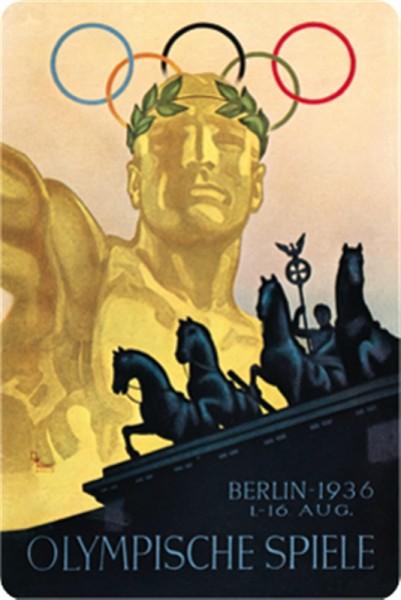 Olympische Spiele 1936 Berlin