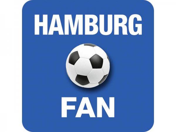Untersetzer Hamburg Fan Kultdeckel D07