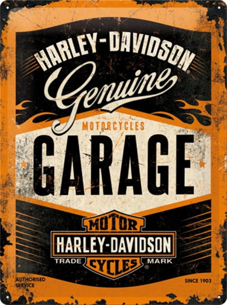 Harley Davidson Genuine Garage