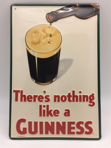 Guinness There`s nothing like...durstiges Bier