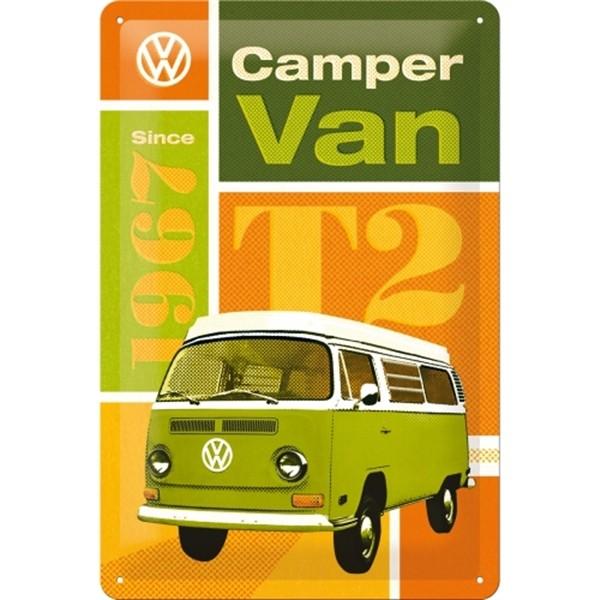 VW Camper Van T2 Bulli
